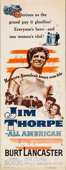 Jim Thorpe -- All-American - Movie Poster (xs thumbnail)