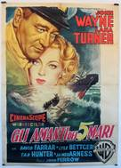 The Sea Chase - Italian Movie Poster (xs thumbnail)