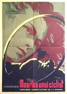 Muerte de un ciclista - Romanian Movie Poster (xs thumbnail)