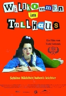 Welcome to the Dollhouse - German Movie Poster (xs thumbnail)