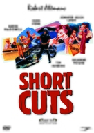 Short Cuts - German DVD cover (xs thumbnail)