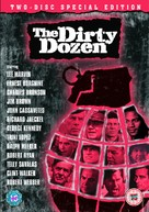 The Dirty Dozen - British DVD cover (xs thumbnail)