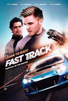 Born to Race: Fast Track - DVD cover (xs thumbnail)