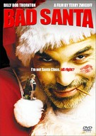 Bad Santa - DVD cover (xs thumbnail)
