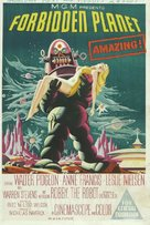 Forbidden Planet - Australian Movie Poster (xs thumbnail)
