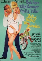 Boy, Did I Get a Wrong Number! - German Movie Poster (xs thumbnail)