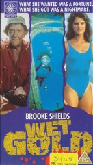 Wet Gold - British VHS movie cover (xs thumbnail)