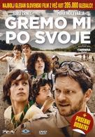 Gremo mi po svoje - Slovenian DVD cover (xs thumbnail)