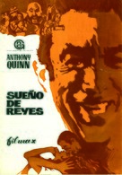 A Dream of Kings - Spanish Movie Poster (xs thumbnail)