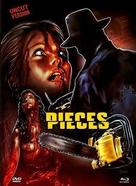 Pieces - German Movie Cover (xs thumbnail)
