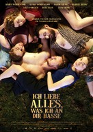 Ich liebe alles, was ich an dir hasse - German Movie Poster (xs thumbnail)