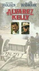 Alvarez Kelly - VHS movie cover (xs thumbnail)