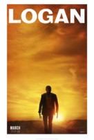 Logan - British Movie Poster (xs thumbnail)