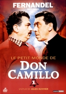 Le Petit monde de Don Camillo - French Movie Cover (xs thumbnail)