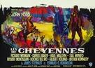 Cheyenne Autumn - Belgian Movie Poster (xs thumbnail)