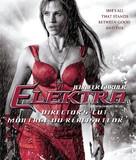Elektra - Canadian Blu-Ray movie cover (xs thumbnail)