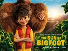 The Son of Bigfoot - British Movie Poster (xs thumbnail)