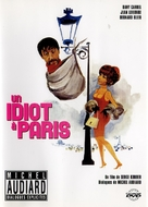 Un idiot à Paris - French Movie Cover (xs thumbnail)