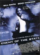 Enemy Of The State - Movie Poster (xs thumbnail)