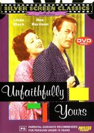 Unfaithfully Yours - Australian Movie Cover (xs thumbnail)