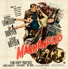 Manhandled - Movie Poster (xs thumbnail)