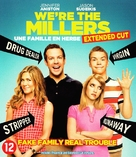 We're the Millers - Dutch Blu-Ray movie cover (xs thumbnail)