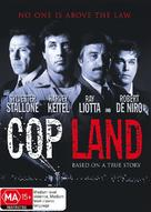 Cop Land - Australian Movie Cover (xs thumbnail)