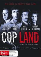 Cop Land - Australian Movie Cover (xs thumbnail)