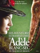 Les aventures extraordinaires d'Adèle Blanc-Sec - Swiss poster (xs thumbnail)