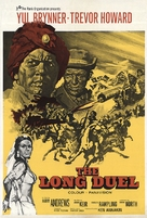 The Long Duel - British Movie Poster (xs thumbnail)