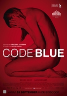 Code Blue - Dutch Movie Poster (xs thumbnail)