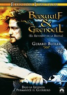 Beowulf & Grendel - Spanish DVD cover (xs thumbnail)