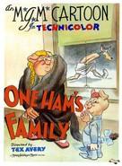 One Ham's Family - Movie Poster (xs thumbnail)