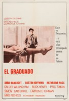 The Graduate - Argentinian Movie Poster (xs thumbnail)