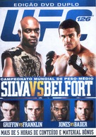 """UFC Unleashed"" - Brazilian DVD cover (xs thumbnail)"