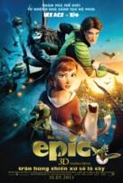 Epic - Vietnamese Movie Poster (xs thumbnail)