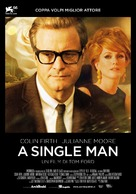 A Single Man - Italian Movie Poster (xs thumbnail)