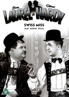 Swiss Miss - British DVD cover (xs thumbnail)