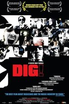 Dig! - Movie Poster (xs thumbnail)