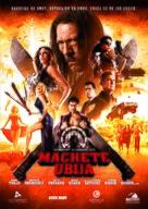 Machete Kills - Croatian Movie Poster (xs thumbnail)