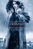 Underworld Blood Wars - Dutch Movie Poster (xs thumbnail)