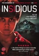 Insidious - Danish DVD movie cover (xs thumbnail)