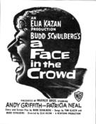 A Face in the Crowd - poster (xs thumbnail)