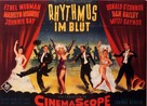 There's No Business Like Show Business - German Movie Poster (xs thumbnail)