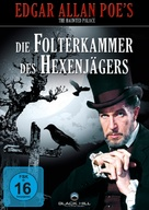 The Haunted Palace - German Movie Cover (xs thumbnail)