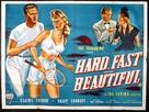 Hard, Fast and Beautiful - Movie Poster (xs thumbnail)