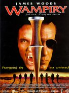Vampires - Polish Movie Poster (xs thumbnail)