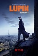 """Arsene Lupin"" - French Movie Poster (xs thumbnail)"