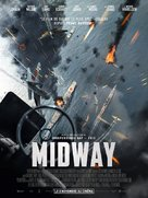 Midway - French Movie Poster (xs thumbnail)
