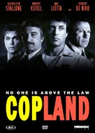 Cop Land - DVD movie cover (xs thumbnail)